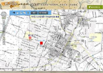 台南地震重災區,永康不適起大樓? 網友對比古地圖驚有大湖