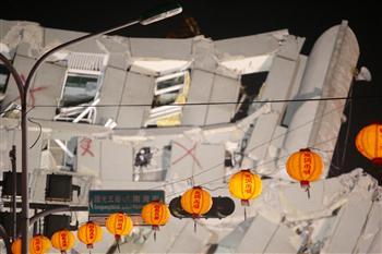維冠金龍倒塌 台南檢方拘提建商林明輝