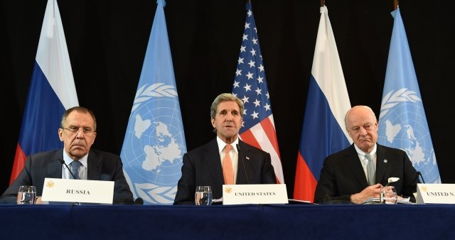 敘利亞危機會議 國際同意全面停戰