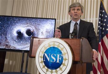 科學家發現重力波 愛因斯坦100前預言被證實
