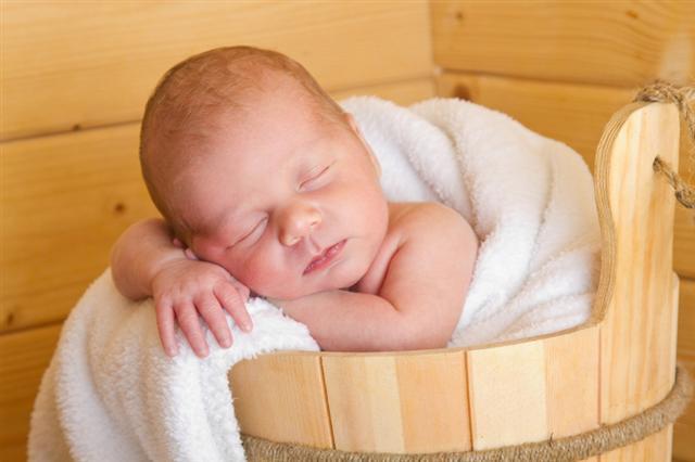 嬰兒們腦海裡想的事情明顯比我們知道的多得多。(Fotolia)