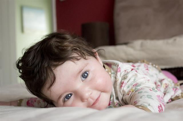 嬰兒們腦海裡想的事情明顯比我們知道的多得多。(pixabay)