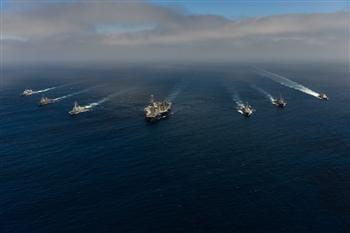 航母導彈紛至 朝鮮半島或有軍事行動?