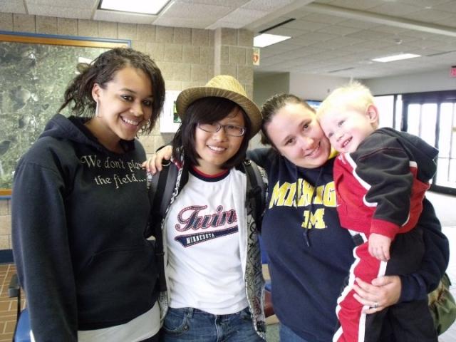 美國高中交換生在美國的生活,將是一輩子難忘的回憶。(天下留學提供)