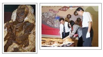 台灣考古重大發現!母親抱嬰兒4800年前化石