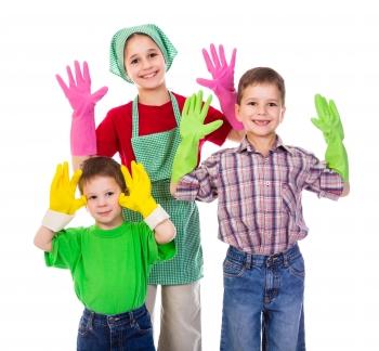 【幼教老師不用數到3的祕密】做家事讓孩子體驗責任與成就感