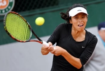 網球/直落二西班牙新星 謝淑薇晉級