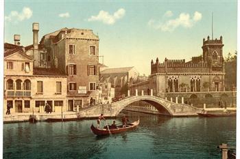 【圖集】這些真的不是照片!穿越時空來到百年前的威尼斯