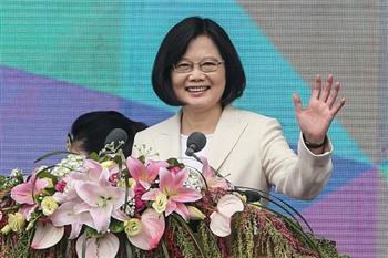 中共黨媒攻擊蔡英文單身 不少名人「中槍」