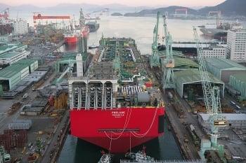 韓造船業負債累累 數萬人恐丟飯碗