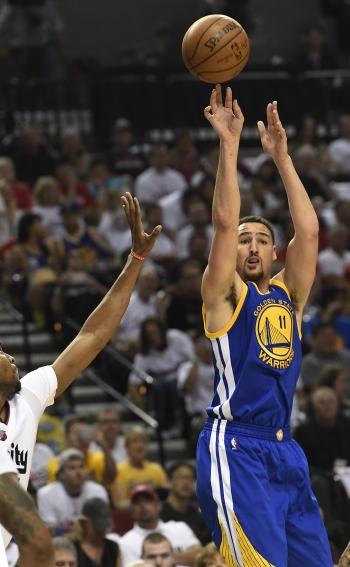 NBA季後賽/勇士追平雷霆 進入關鍵第七戰