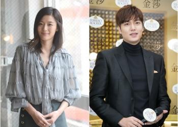 全智賢、李敏鎬將主演《星你》編劇新作