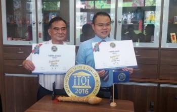 青年茶農劉博緯 獲歐洲飲品三星獎