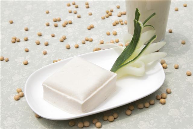 木棉豆腐。(麥豆公司提供)