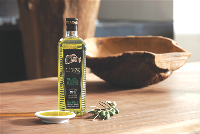 Olivos橄欖油。(Olivos 福爾摩沙提供)