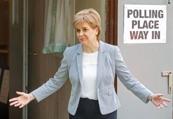 蘇格蘭、北愛要歐盟 恐脫英獨立