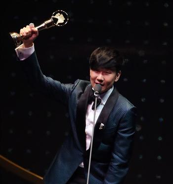 金曲獎最佳男歌手》林俊傑再登金曲歌王