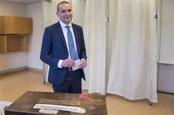 無公職經驗 冰島政治新手宣布當選總統