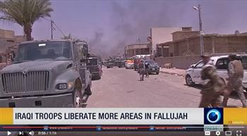 伊拉克擊敗IS  收復戰略重鎮法魯賈
