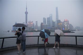 上海海平面高於街道,重大災害時恐怕...爲什麽中國46座城市都在下沉?