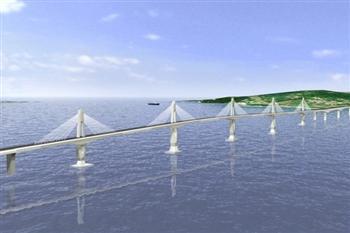 金門大橋工程解約  國工局重新發包