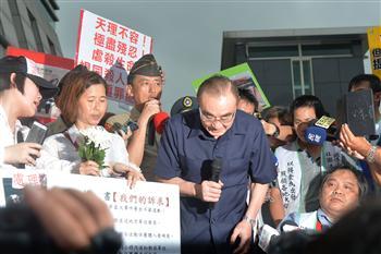 小白之死 政院指示加強國軍動保教育