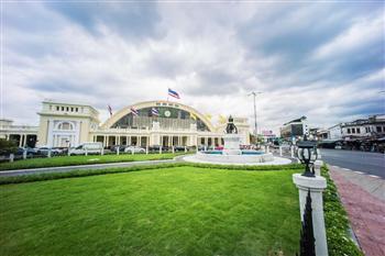 火車迷快來》曼谷華藍薘車站100周年 見證風華