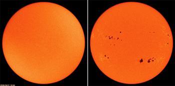 太陽罕見兩次「變白」 科學家憂有小冰河期