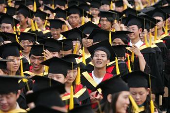 中國冒牌大學層出不窮:一些學生畢業時候發現他們文憑毫無價值......