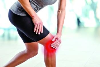 膝蓋疼痛難彎曲 留意貝克氏囊腫