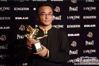 金馬獎得主藏族導演 傳遭陸警方暴力逮捕