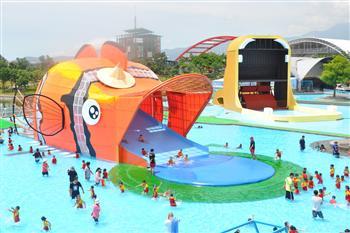 宜蘭童玩節7月登場 戲水遊戲動物風