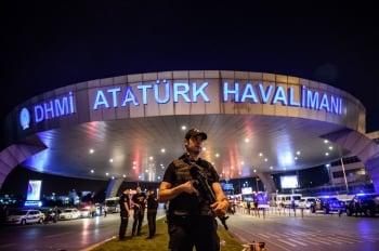 機場爆炸  伊斯坦堡旅遊警示轉橙色