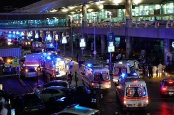 土耳其機場大爆炸 華人1死數人或受困