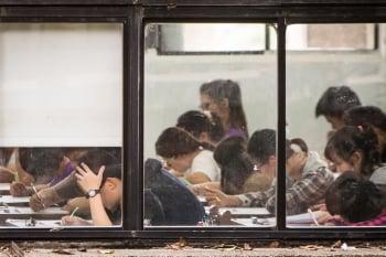 大學指考首日 自然考題整體偏難