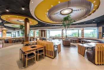 彰化頂級素食餐廳 空幾何自然蔬食百匯