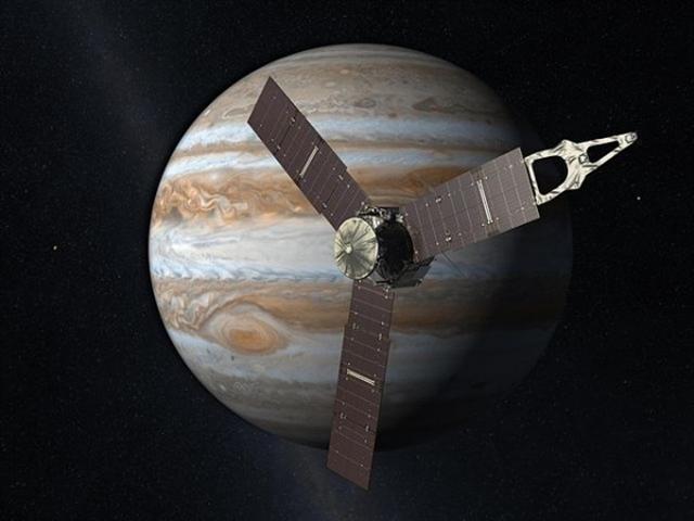 木星探測器朱諾號(juno)(維基百科)