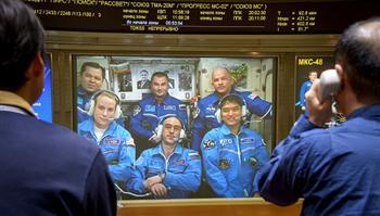 日本太空員與地球連線 介紹「漂浮」生活