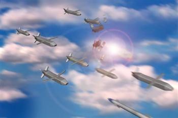 不再是科幻 美軍發展無人機戰隊