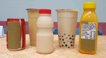 冰飲含糖量 國健署:多多綠贏珍奶