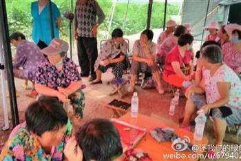 青島千人抗議建垃圾焚燒場 傳城管扮打手襲民