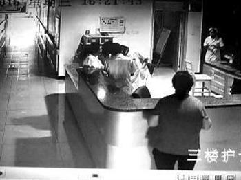 陸產婦大出血死亡 監控曝光醫護正集體玩手機
