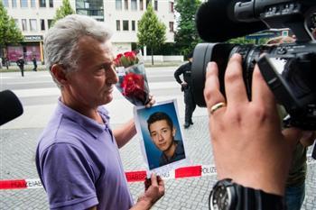 慕尼黑槍殺案》德方說槍手沉迷殺人 誘受害者到場