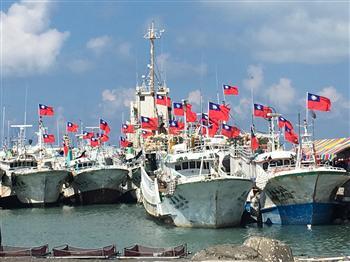 台灣漁船載港媒引爭議 恐遭吊銷執照
