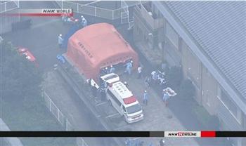 【快訊】日男子闖療養院持刀砍人 19死數十傷