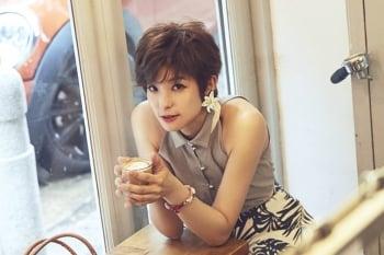 賴雅妍赴澳門拍攝 吸引粉絲一路相隨