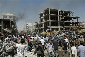 IS在敘利亞製造「雙爆炸」48人死140多傷