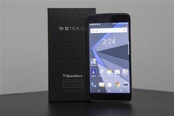 黑莓發布「世界最安全」手機