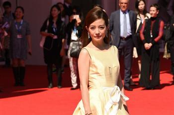趙薇出任第73屆威尼斯電影節評委 亞洲唯一