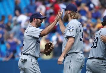 MLB/連25場開轟  教士平國聯紀錄